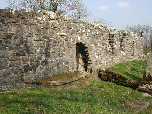 Bovevagh Church Ruin, Bovevagh Road, Dungiven, BT47 4NP