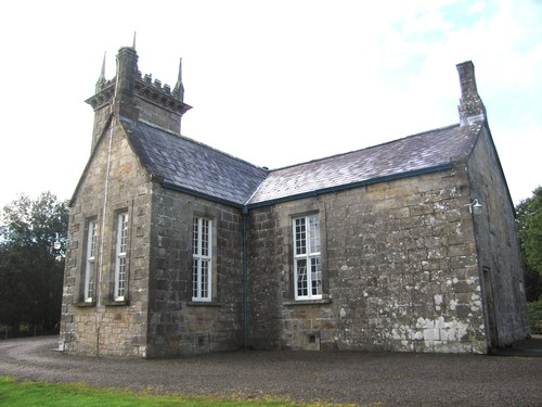 St. Mary's Church, Favour Royal, Augher