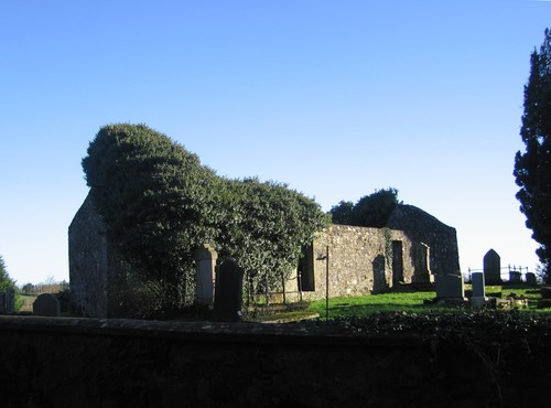 Kildress Old Church, Upper Kildress Road