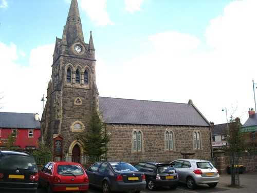 Altadesert Parish Church, The Square, Pomeroy