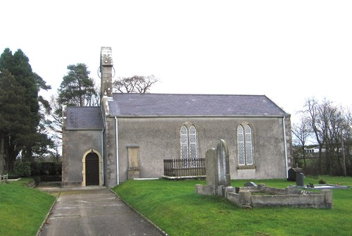 Ardboe Parish Church, Tamnavally