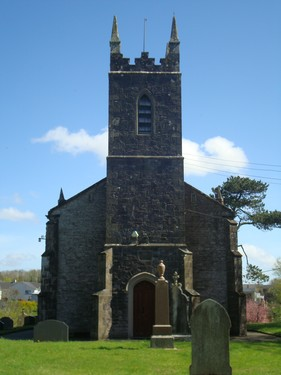 St. Michael's Church, Cooley Road, Sixmilecross