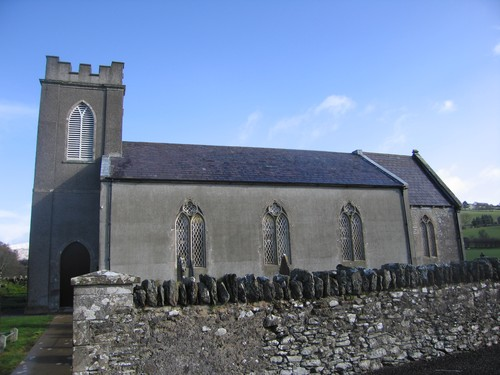 St. Patrick's C of I Church, Lower Badoney Parish, Plumbridge