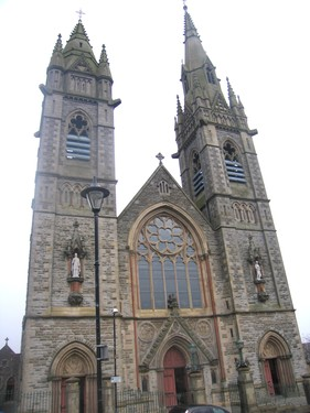 RC Church of the Sacred Heart, Church Street, Omagh