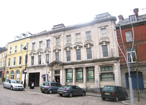 Allied Irish Bank, 8 High Street, Omagh