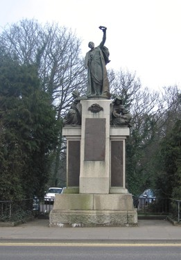 Boer War Memorial, Drumragh Avenue, Omagh