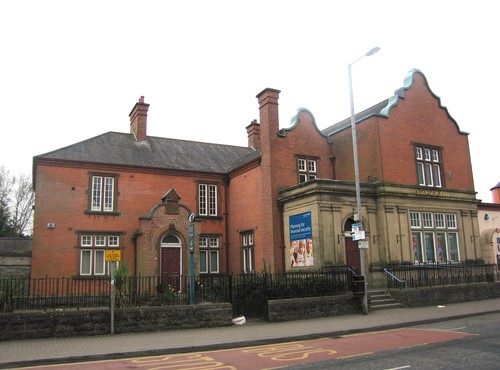 Bank of Ireland, Campsie Road, Omagh