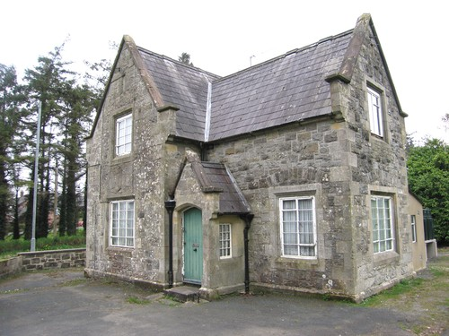 Former Gate Lodge, Tyrone & Fermanagh Hospital, Cranny, Omagh