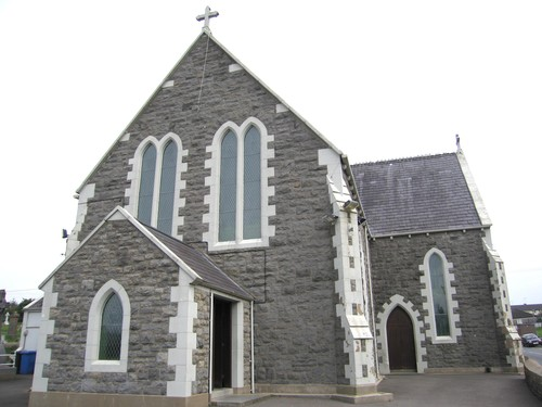 St. Mary's RC Church, Tirquin Road, Omagh