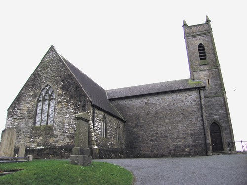 All Saints C of I Church, Thornhill Road, Crossdernot
