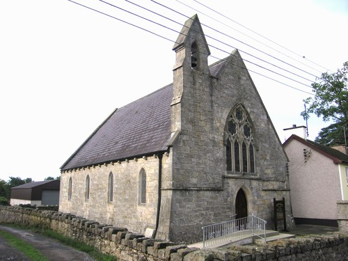 St. Mark's C of I Church, Augher