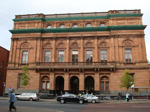 Belfast Central Library, Royal Avenue, Belfast