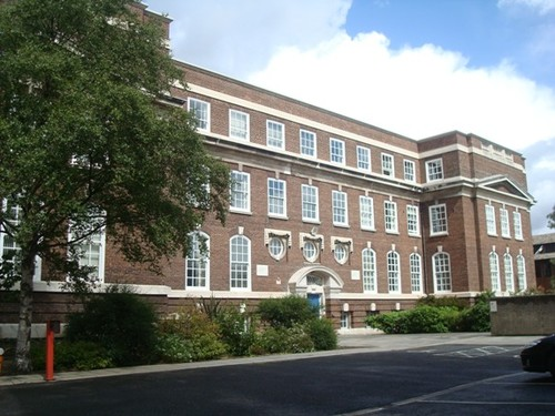 Department of Geography, Queen's University, Elmwood Avenue, Belfast