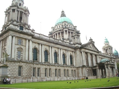 Belfast City Hall, Donegall Square, Belfast