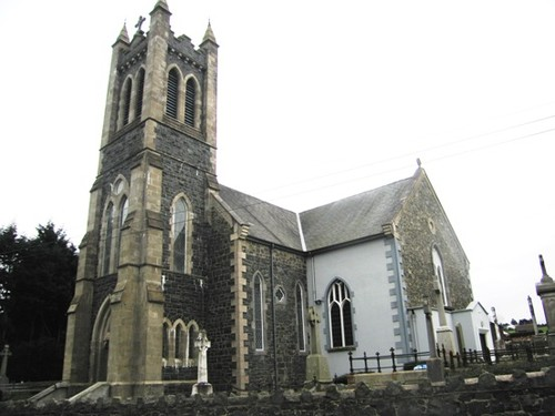 St. Patrick's RC Church, The Point, Coose