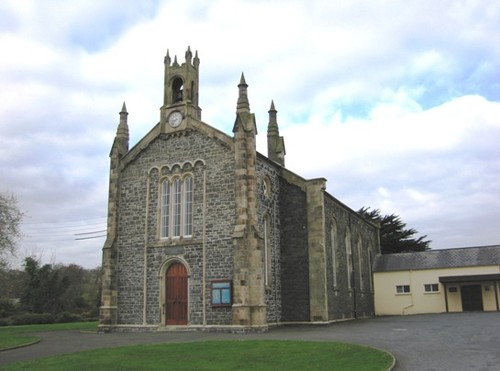Presbyterian Church, Main Street, Conlig