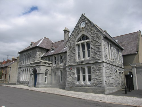 Building Stone Institute : The institute town hall college square east bessbrook